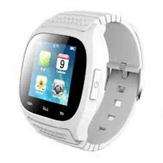 Deals on OPTA SW-010 White Bluetooth Smart Watch