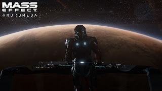 Mass Effect Andromeda Cover Wallpaper