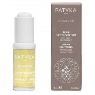 Repair night serum de Patyka