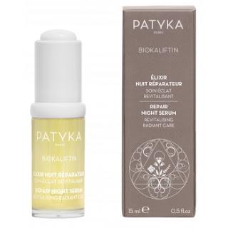 Repair night serum de Patyka