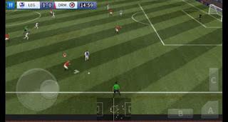 Download DLS 18: Dream League Soccer 2018 (MOD) Apk + Data + OBB File