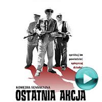 Ostatnia akcja - akcja, komedia (cały film online za darmo)