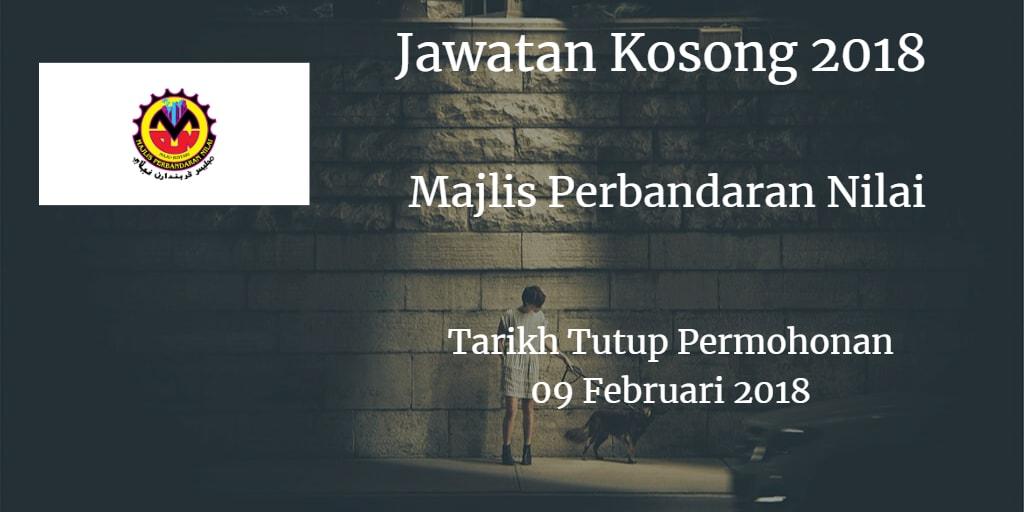 Jawatan Kosong MPN 09 Februari 2018