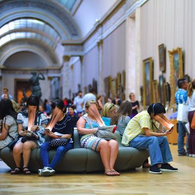 Retoque digital Smartphones y la vida diaria