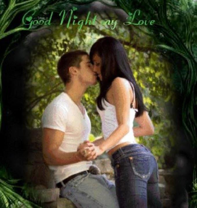 Romantic Good Night status Shayari, Hot Romantic shayari for girlfriend.