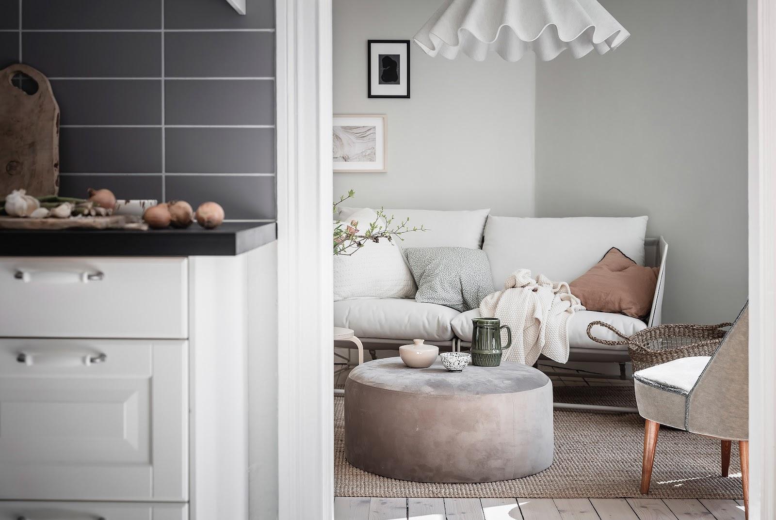Primavera in un appartamento svedese