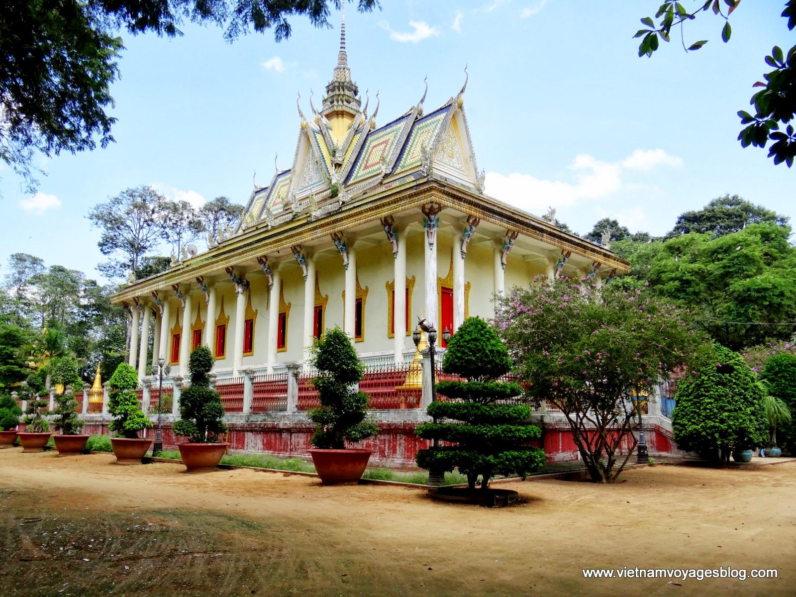 Bảo tàng Khmer tại Trà Vinh