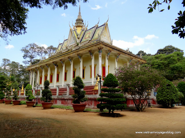 Excursion à Tra Vinh