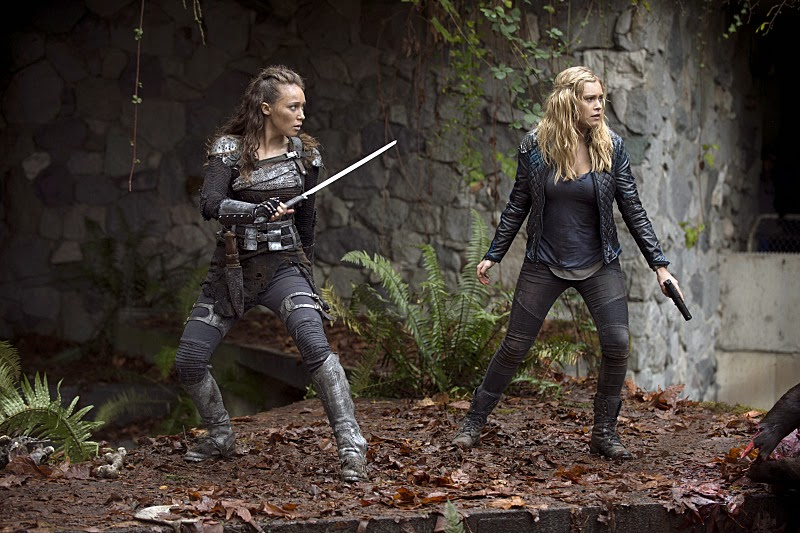The Blog of Delights: The 100 - Season 2, Episode 10
