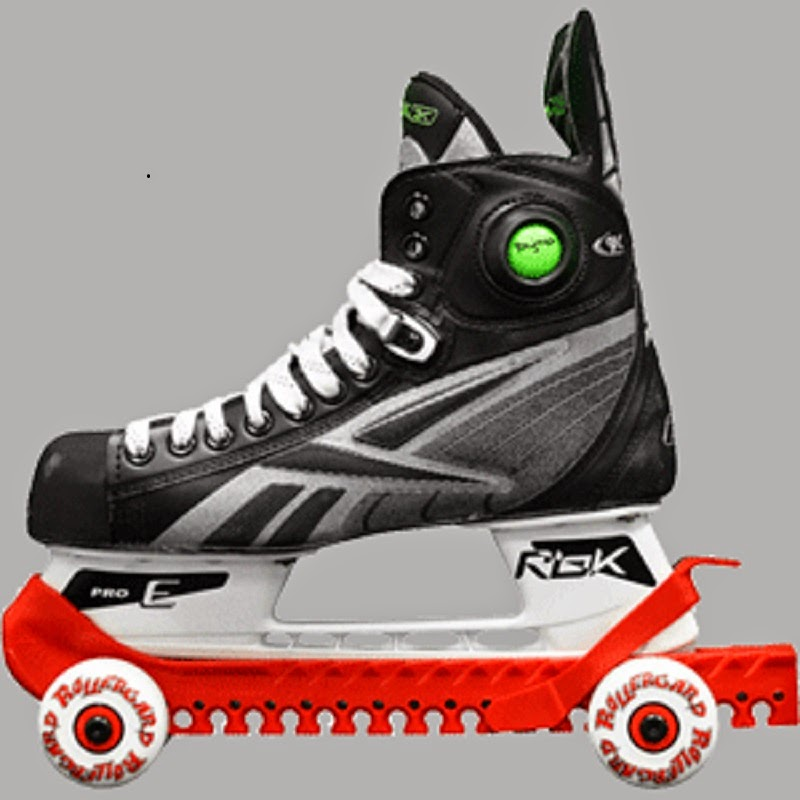 Rollergard Rolling Skate Guard Renewed