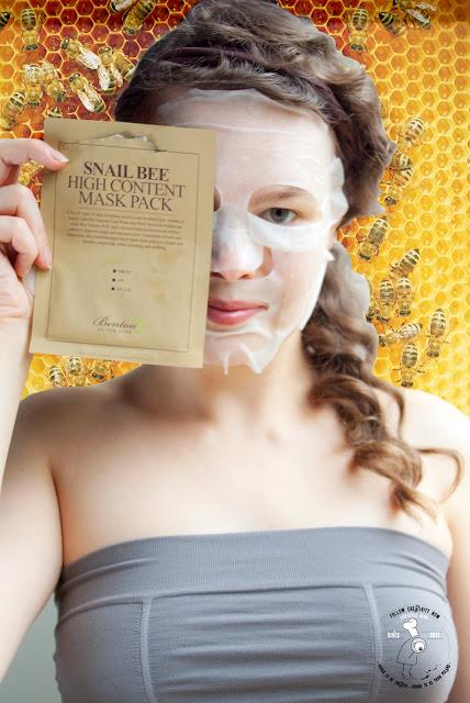 kbeauty korean cosmetics pielęgnacja koreańsla śluz ślimaka jad pszczeli