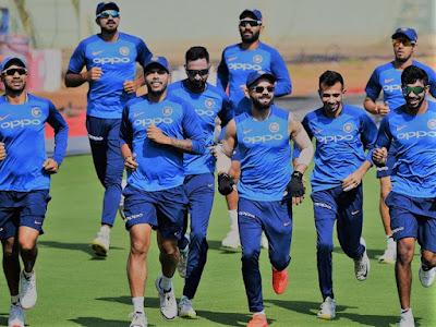 बिना धोनी की कप्तानी के उतरेगी टीम इंडिया धर्मशाला मैदान में