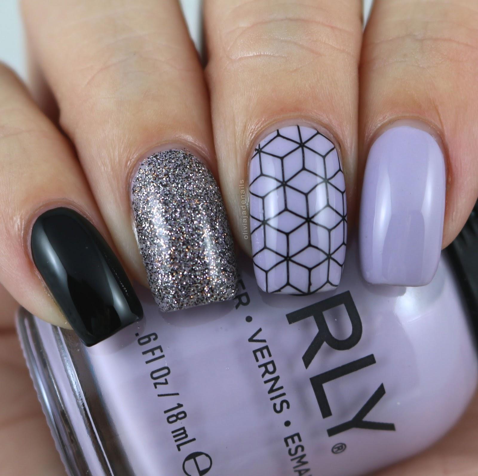 Olivia Jade Nails: Lina Nail Art Supplies Feeling Shapely
