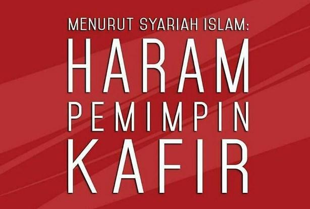 Bagaimankah Memilih Pemimpin Kafir (Non Muslim) yang bersih dan Adil ataukan Muslim?