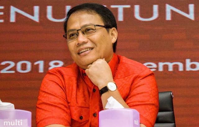 Buntut Soeharto Guru Korupsi, Ahmad Basarah Diadukan Ke Polisi
