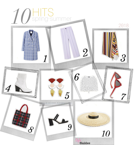 hits spring summer trends fashion