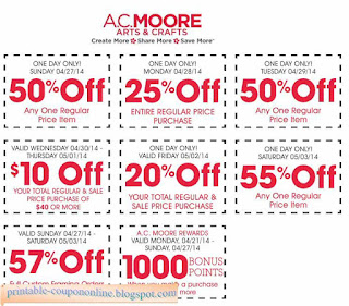 printable coupons 2020 ac moore coupons on benjamin moore coupon id=81027