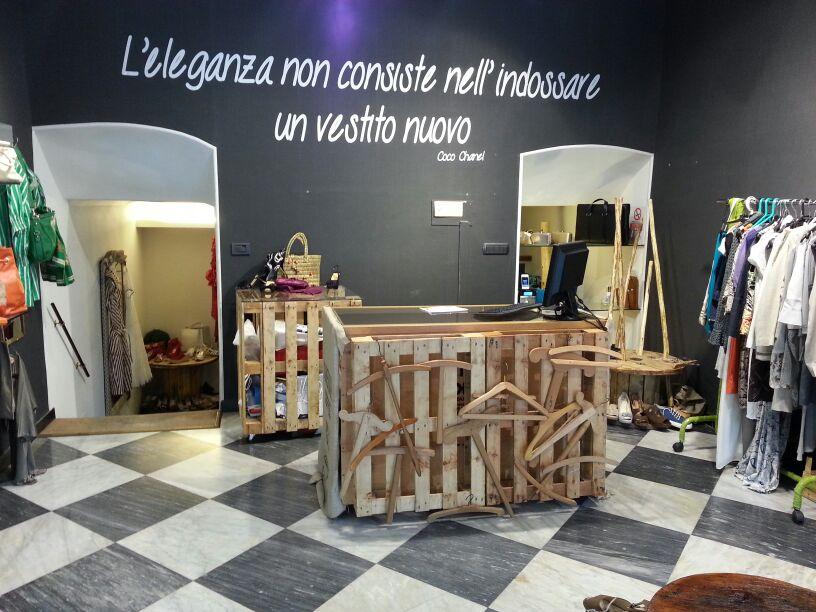 [Lifestyle] Uno straordinario Negozio Vintage a Genova: Seconda Chance [chiccheria n.7]