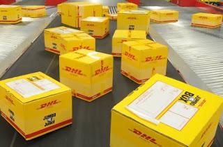 DADA SOSSA Client fidèle de DHL pour l'envoie de vos commandes partout dans le monde