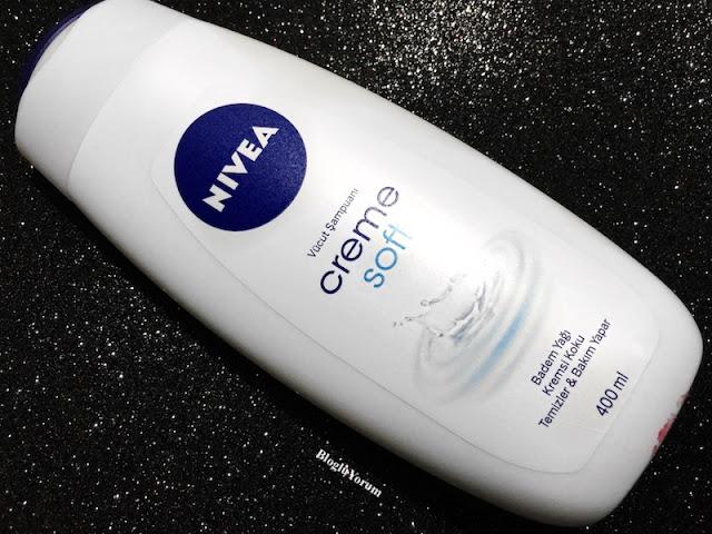 Nivea Creme Soft Vücut Şampuanı