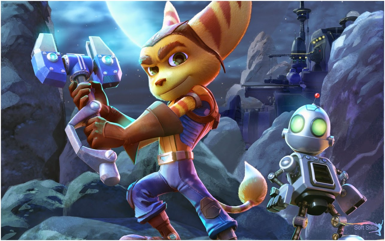 Download Ratchet and Clank 2015 Movie HD & Widescreen Movies Wallpaper Widescreen Resolutions:1280 x 800 1440 x 900 1680 x 1050 1920 x 1200  HD Resolutions:1280 x 720 1366 x 768 1600 x 900 1920 x 1080 Original