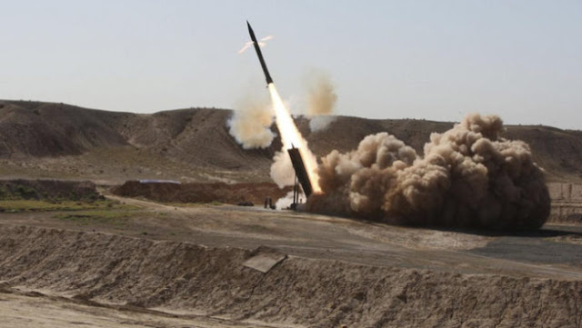 Iran Akui Kirim Rudal ke Pemberontak Houthi untuk Serang Saudi