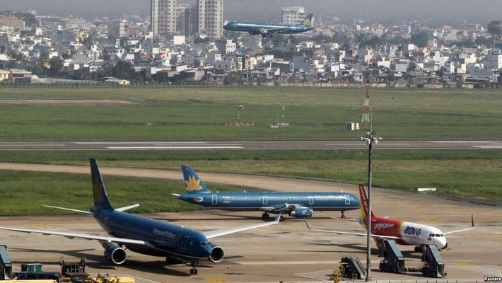 Thủ tướng quyết định chọn mở rộng sân bayTân Sơn Nhất về phía Nam