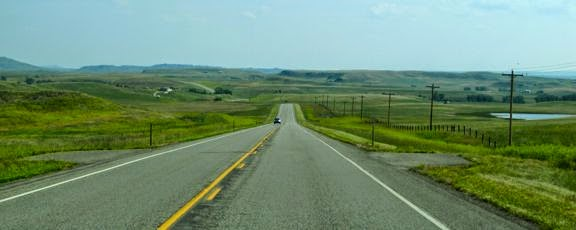 Macgellan: US Hwy 191: Central-Central Montana