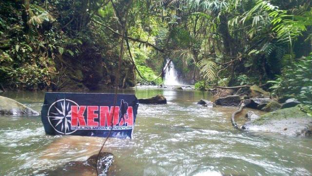 Eksplorasi Sampuren Sibelangkem di Tanah Karo, Sumatera Utara