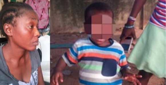 Woman Apprehended For Stealing A Little Boy In Delta, Sells Him To Pastor