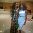 Oge Okoye and Ebube Nwagbo At The Nollwood 20 Glam Night Event - EdiaPark