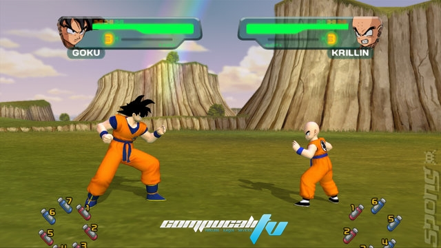 Dragon Ball Z Budokai HD Collection Xbox 360 Español NTSC Descargar 2012