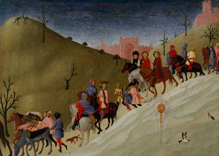 живопись в конце византийского периода