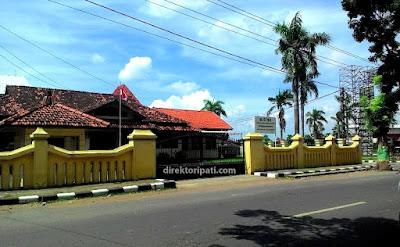 kantor koni kabupaten pati
