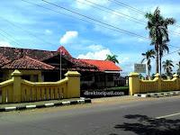 Kantor Komite Olahraga Nasional Indonesia (KONI) Pati