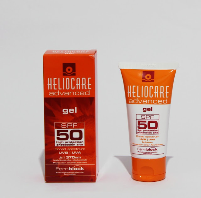 Heliocare Advanced protector solar en gel spf 50