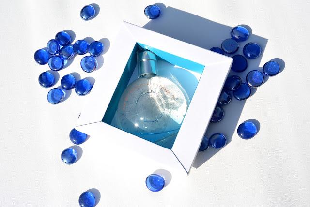 Hermes Eau des merveilles bleue review