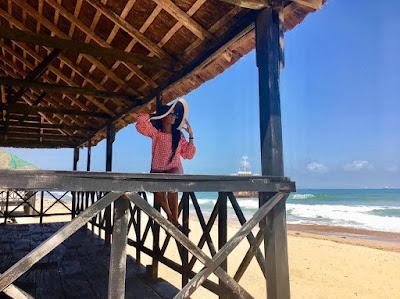 Photos: Agbani Darego-Danjuma continues her honeymoon