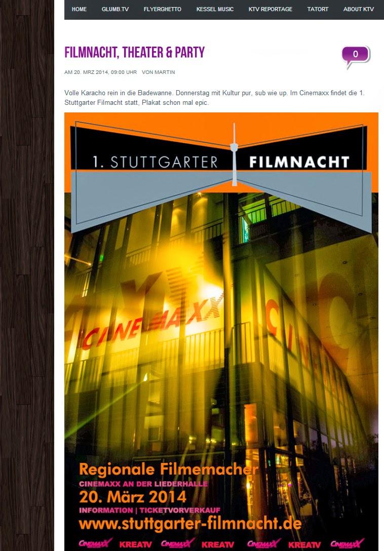 Cinemaxx Stuttgart Programm