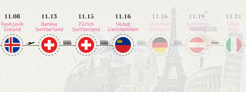 [列支敦士登.瓦杜茲] 座落於瑞士與奧地利之間的小國 列支敦士登