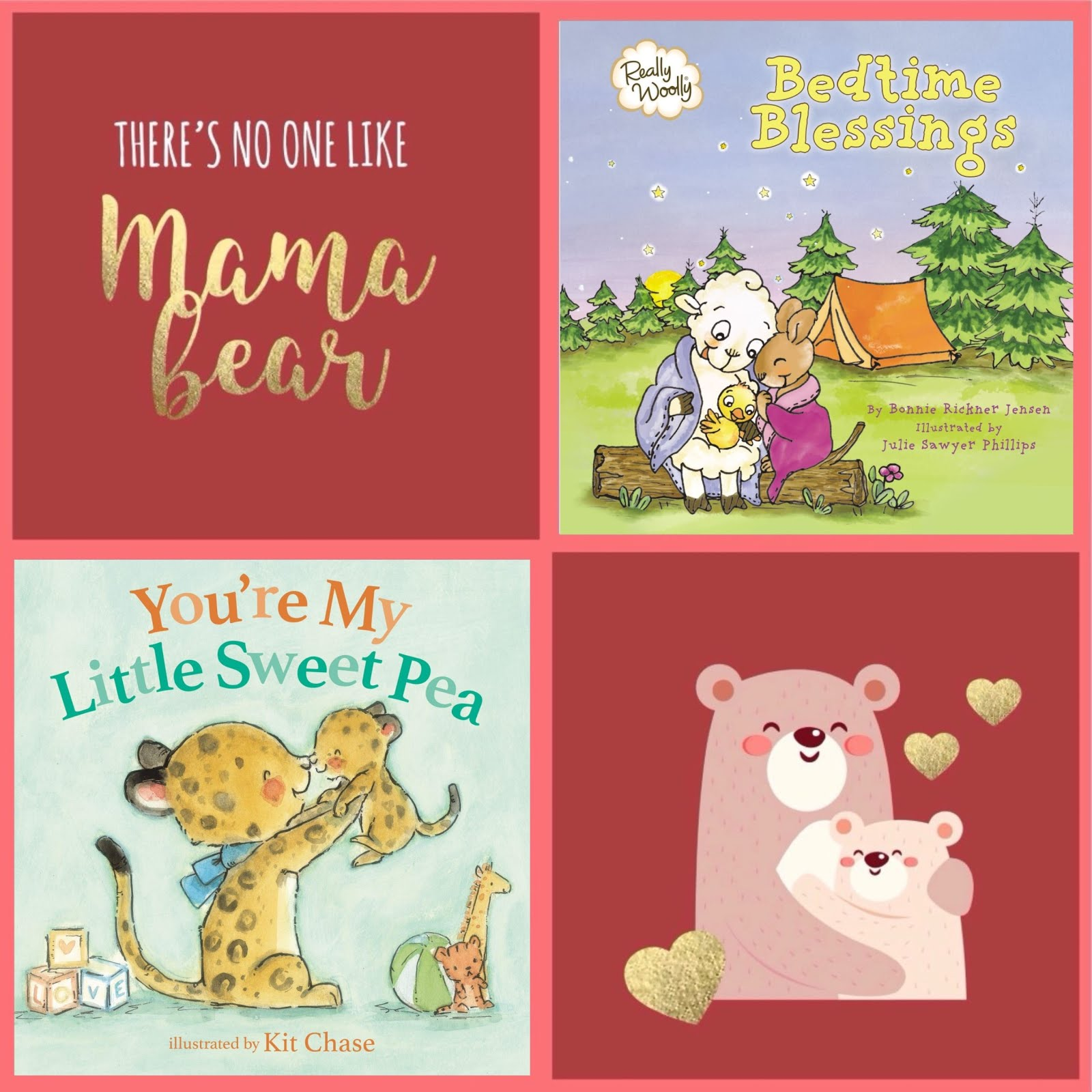 The Mama Bear Story Time #Giveaway