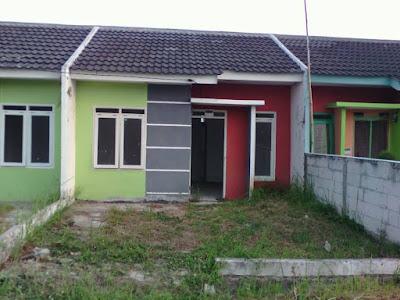 OVER KREDIT Rumah Harmony Residence Tambun Bekasi Harga 50juta