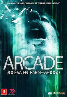 Arcade: Você Vai Entrar Nesse Jogo - HDRip Dual Áudio