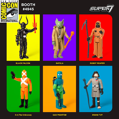 San Diego Comic-Con 2017 Exclusive Star Wars Edition The Worst ReAction Figures by Super7