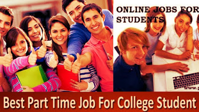 Part Time Job For College Students