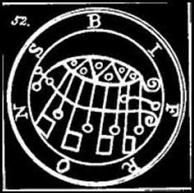 bifrons, daemon, goetia, ocultismo