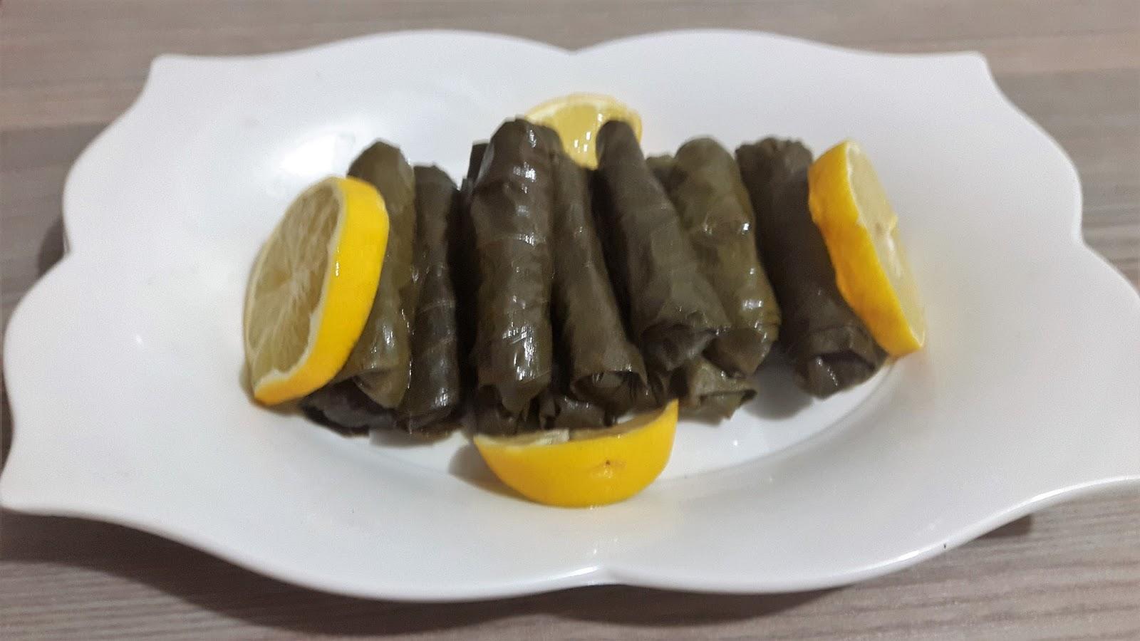 Zeytinyağlı Yaprak Sarma Videosu