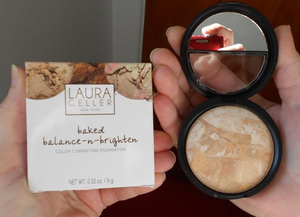 Laura Geller Baked BalanceFoundation (Light)