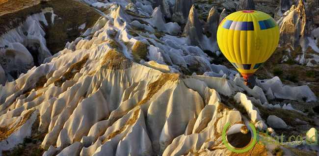 Cappadocia - Turki