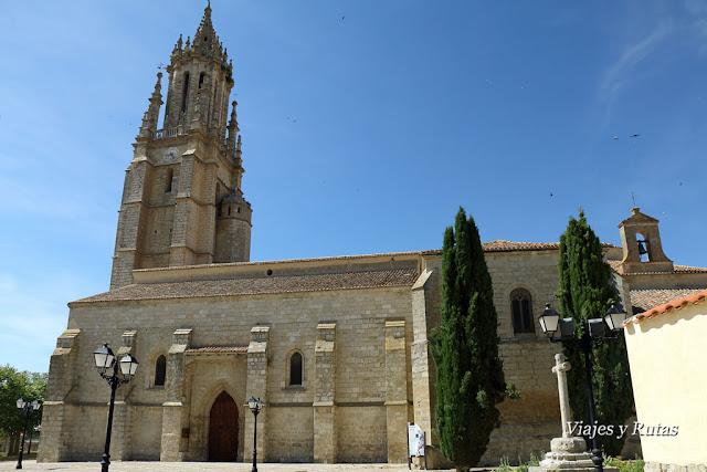 Colegiata de San Miguel, Ampudia